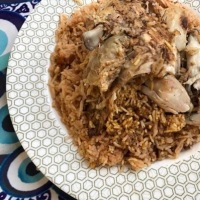 Iraqi Jewish Chicken - T'beet