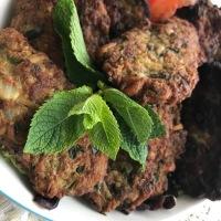 Iraqi Kabab Tawa / Aroog