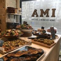 IMA ; Mediterranean Canteen in Paris