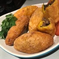 Kubbat Halab - Easy Rice Kubba